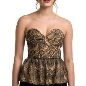 Luba by Hannah Payne Tops - NWT Luba 'Joann' embroidered top